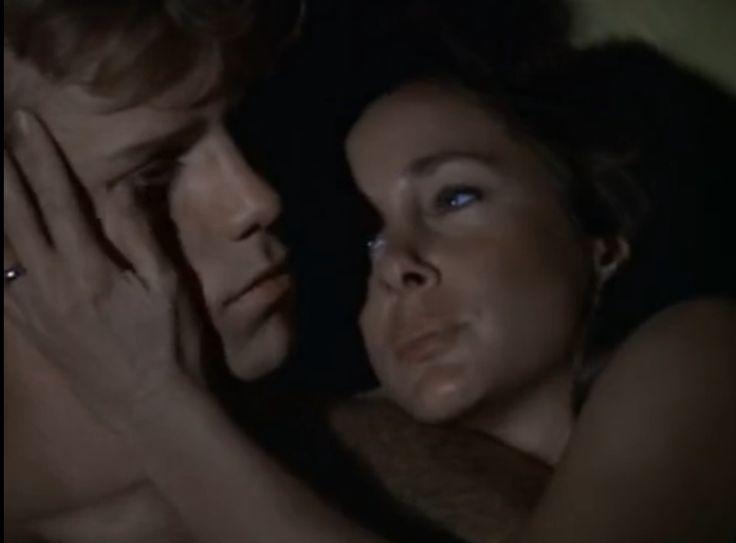 Steven Carrington and Claudia