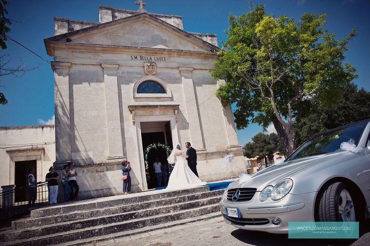 Wedding in a catholic apulian church by Michela & Michela www.italianweddingcompany.com