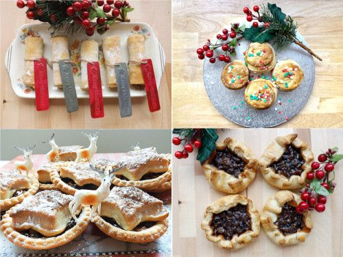 Homemade Mince Pies 4 Different Ways - Bake Then Eat - A Baking Adventure In Sweet Things