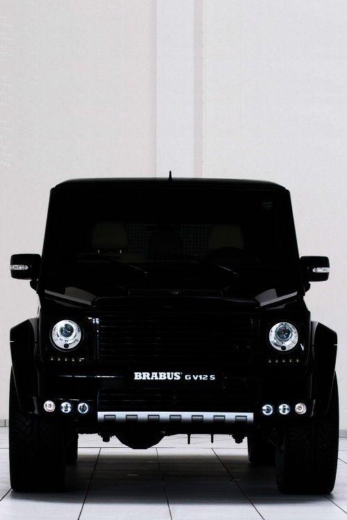 Mercedes Brabus G V12 S...