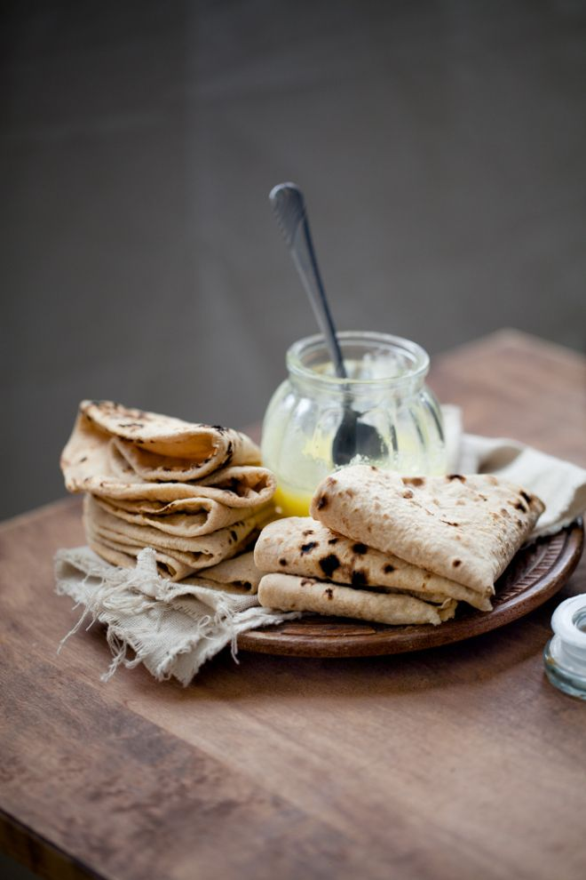 Sinfully Spicy - Roti/Chapati, Everyday Indian Flatbread