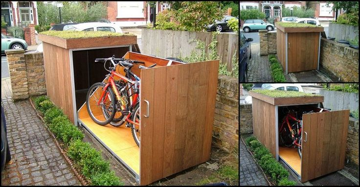 Best 25 Bike Storage Solutions Ideas Only On Pinterest