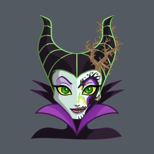 Maleficent by Karen Amador [©2016]