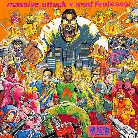 Massive Attack - No Protection 180g Vinyl LP December 16 2016 Pre-order