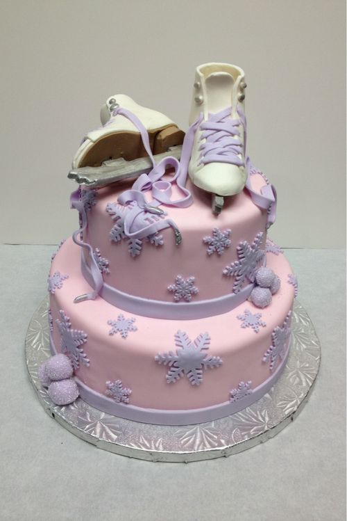 skating cake want this for my 18th bday cake dont care if its little kiddish