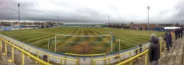 canvey island football ground