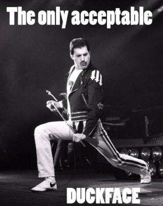 : ): Accepted Duckface, Freddie Mercury, Funny Pics, Stuff, Baby Ducks, Queen, Ducks Faces, Things, Funny Music