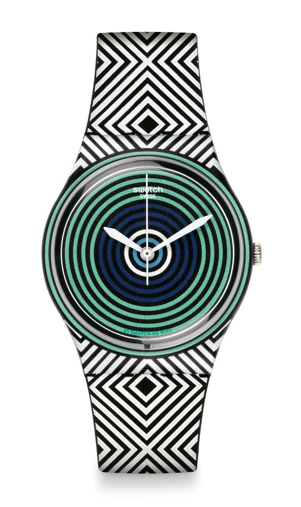 Swatch® US - GREEN SPELL - GB280 - GOT IT
