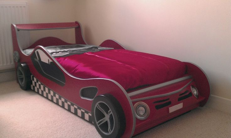 17 Best Ideas About Car Bed On Pinterest