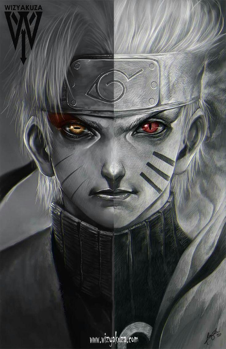 Sage & Beast Naruto