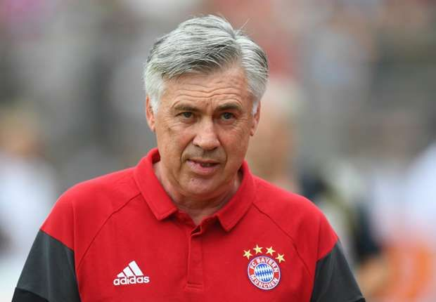 Bayern Munich manager Carlo Ancelotti is content with his current squad and doesn't believe any additions are necessary to contend for another Bundesliga championship.