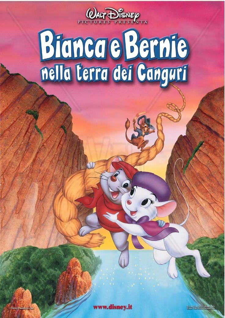 Bianca e Bernie: nelle terre dei Canguri - Walt Disney