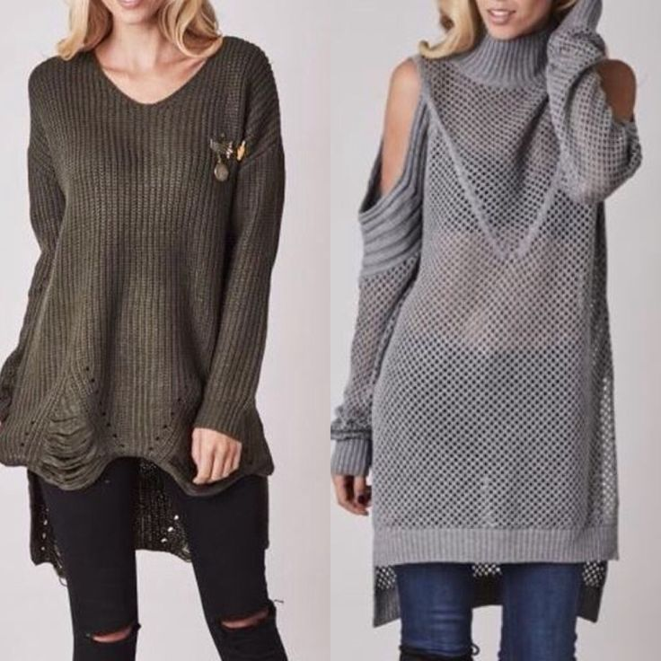 Gorgeous knitwear landed . Various styles and colours . INSTORE and ONLINE . Link in bio .