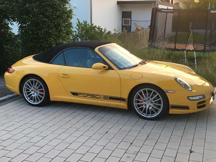 Porsche 997/911 Cabrio - 87.400 km - Top