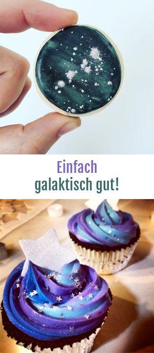 Nicht von dieser Welt: Galaxy Food!
