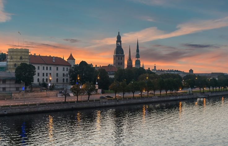 #Riga, Latvia | 8 Places You Need To Immediately Add To Your Bucket List