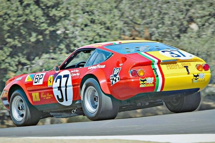 1972 Ferrari 365 GT3 Daytona