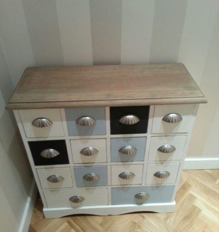 Reinventa de clasico a moderno 13 nuestros trabajos - Modernizar muebles antiguos ...