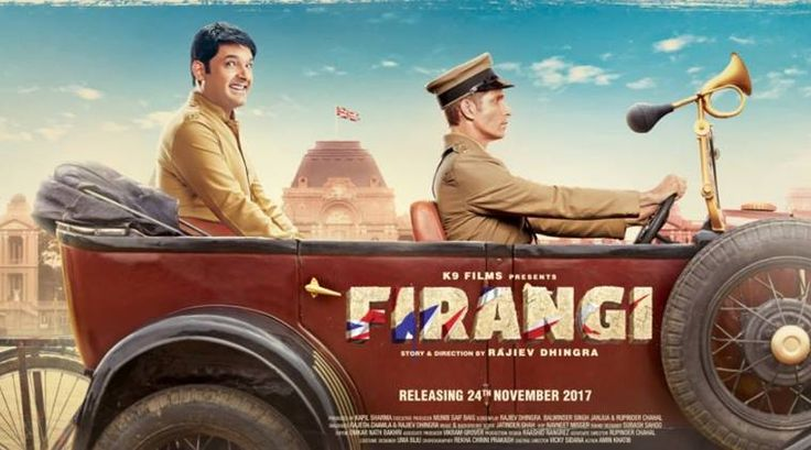 At long last the hold up is finished! Pro entertainer Kapil Sharma's quite anticipated film 'Firangi' official trailer is out. Coordinated by Rajiv Dhingra,
