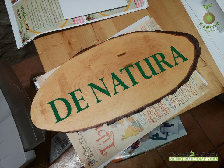 insegna per De Natura