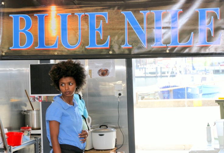 Tiggi from Blue Nile