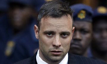 Pistorius Gets 9 Years Less Than The Minimum Sentence For Reeva Steenkamp's Murder