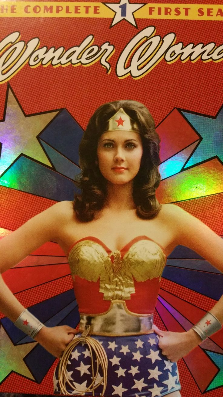 I have favorite TV shows that I've loved to watch as a child and Wonder Woman was one of them. Recently my brother in law showed me that he had all three seasons of Wonder Woman. I like a lit…