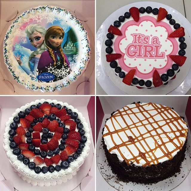 327 Best Images About Froyo Pies & Cakes On Pinterest