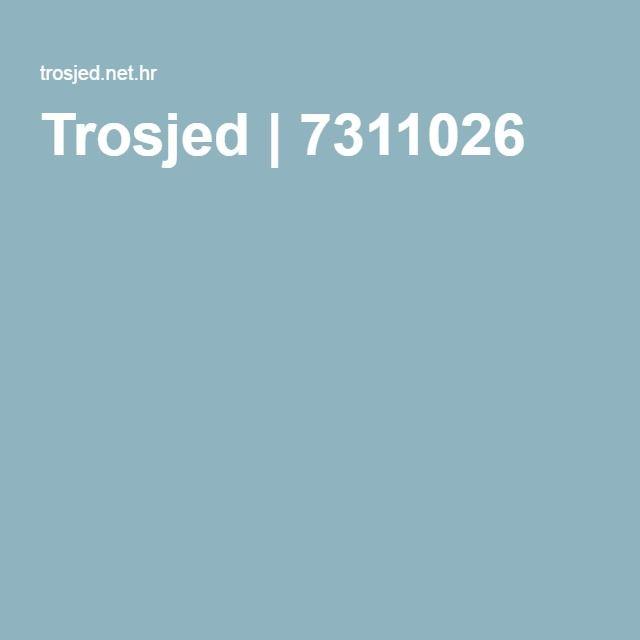 Trosjed | 7311026
