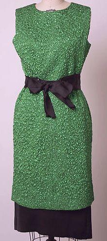 Balenciaga - Vintage - Robe 'Gaufrée' - 1960