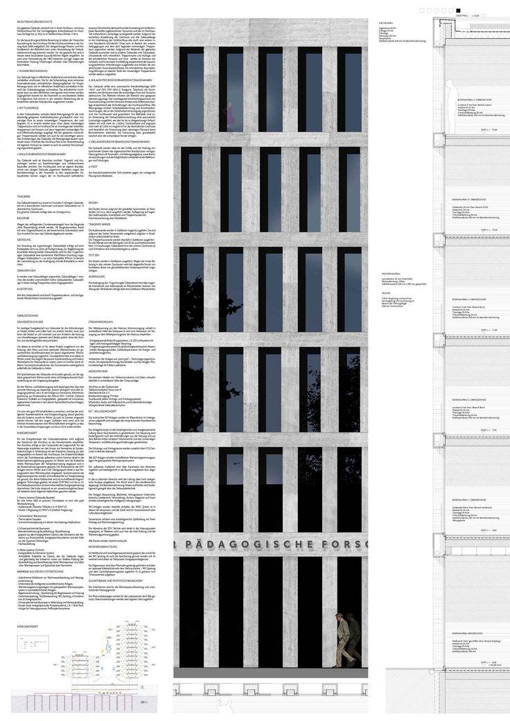Neubau Deutsches Institut für internationale pädagogische F ... 101270 | competitionline - Wettbewerbe und Architektur