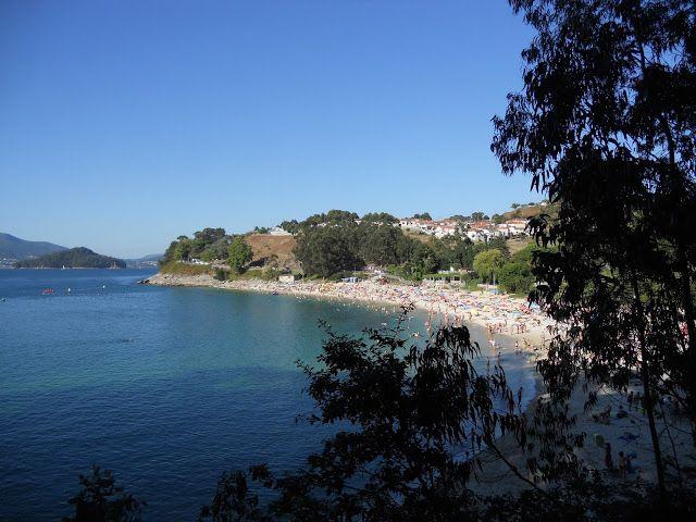 Playa de Mogor.