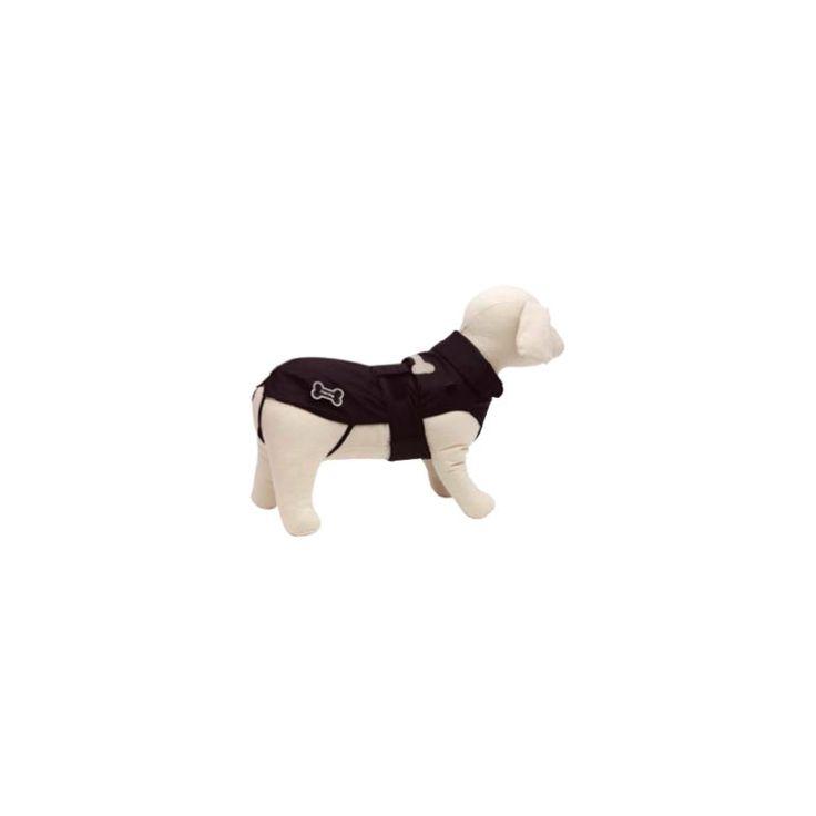CHUBASQUERO DOBLE CAPA, abrigo impermeable para perro con el cuello estilo camisa con una doble función.Con un forro extraíble mediante corchetes, podrás utilizarlo sólo como impermeable o como abrigo e impermeable a la vez, poniendo o quitando el forro interior según prefiera. http://bit.ly/1hsxK5G
