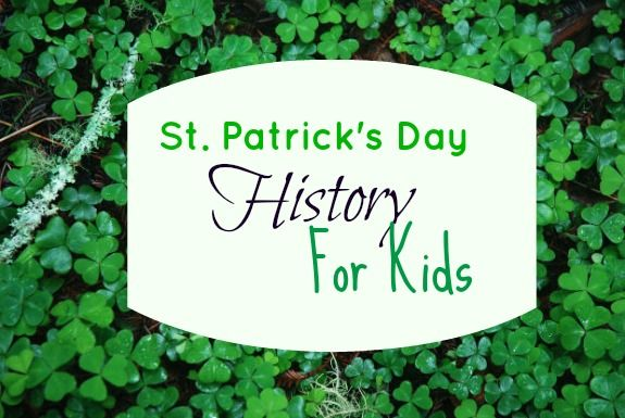 The bottom of the explanation has links to printables-I'd much rather teach my kids the real reason/history behind St Patricks Day