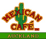 Mexican Cafe...recommended by Auckland friends
