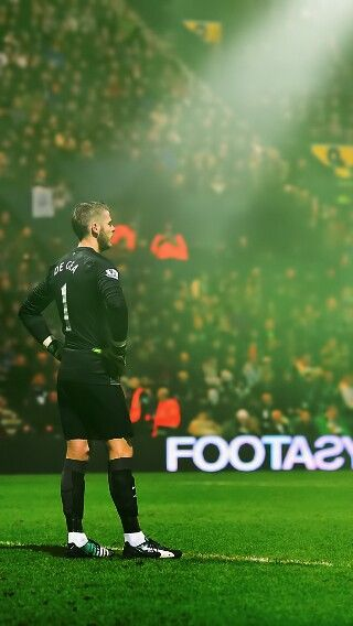 David De Gea #footballislife