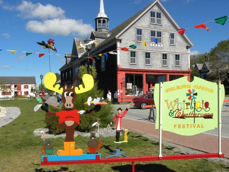 Whirligig & Weathervane Festival - Shelburne - September 21-22, 2013