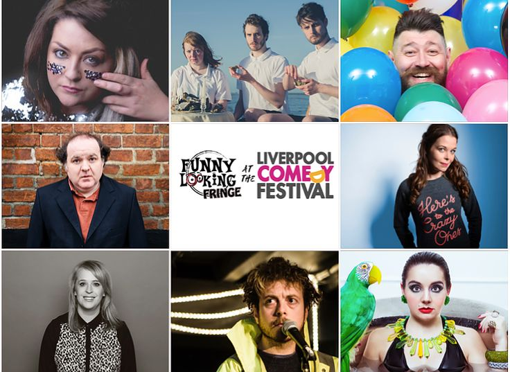 Liverpool Comedy Festival | Funny Looking Fringe