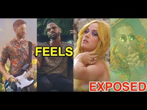 Calvin Harris - Feels  ft. Pharrell Williams, Katy Perry, Big Sean Illum...
