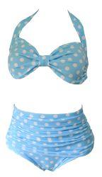 BIQUÍNI BLUE PIN UP INSPIRATION DIVA MARILYN MONROE S.S. #marilynmoroe #diva #marilyn #retro #vintage #bikini #pinup #modapraia #biquini #50s #anos50 #beach #verão #red #hotpants #supreendastore #asualojaretroonline #lojaretro #oldschool #navy #sailor #pinups #bikinipinup #polkdots #rockabilly #nautico