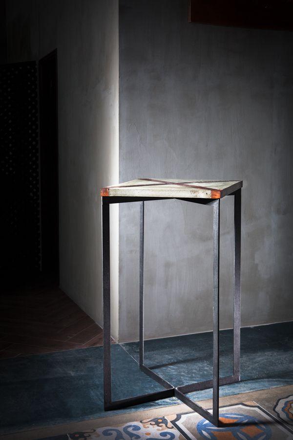 #custom #concrete #handmade #greece #table #concretefurniture #design #causegreymatters #cement #beton #grey #taylormade #gingerbar