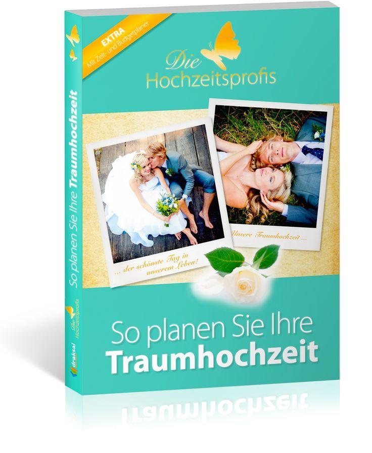 Hochzeitsplanung der Bestseller jetzt in der 3. Auflage! So planst Du Deine Traumhochzeit DAS Standardwerk zur Hochzeit und Hochzeitvorbereitung. https://www.hochzeitsprofis-shop.de/