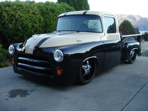 56 Dodge Fargo Hot Rod Trucks Pinterest We The O
