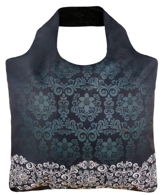 Black and White 1 - ECOZZ Reusable Shopping Bag #ecozz $8.95