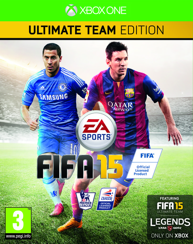 waiting for fifa 15 crack only