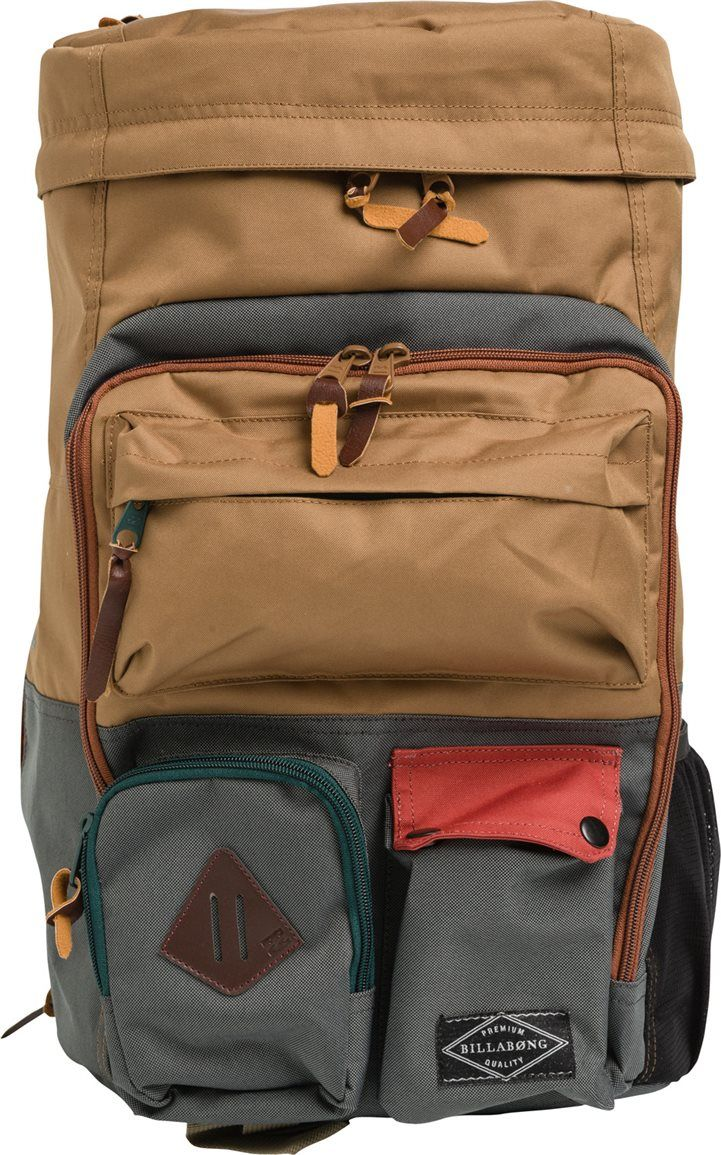 Billabong Waterproof Backpack - Crazy Backpacks