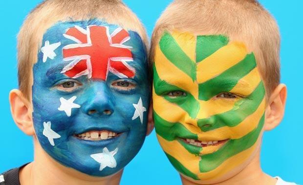 Australia Day January 26th