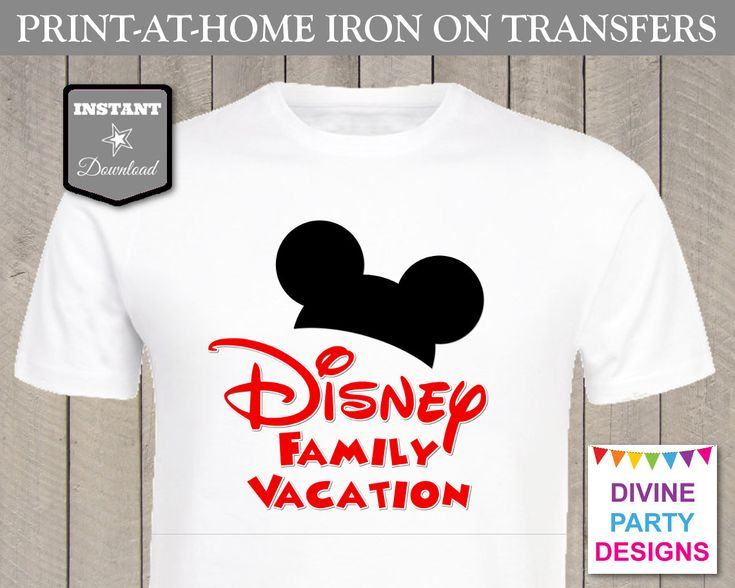 17 best images about printable iron on transfers on for Create your own iron on transfer for t shirt