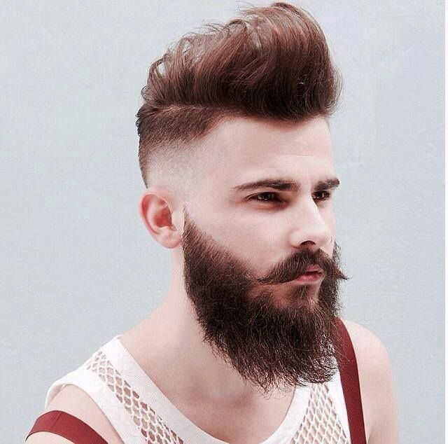 Latest Stylish Hairstyles Designs Collection 2015 For Men (5)