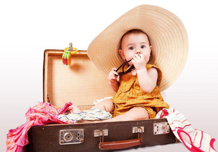 Qué debes tener en cuenta al viajar con niños